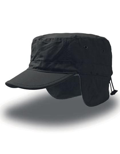 Urban Techno Flap Cap