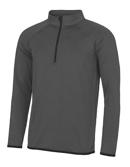 Mens Cool 1/2 Zip Sweat
