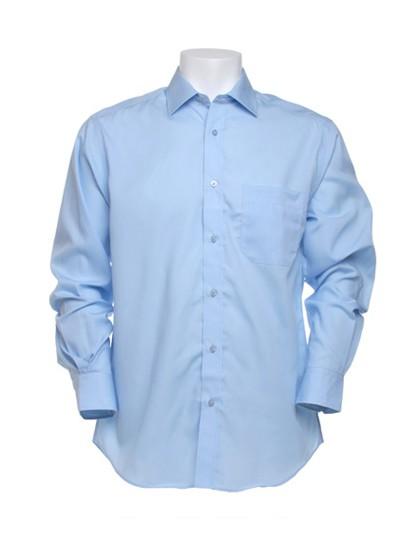 Premium Non Iron Corporate Poplin Shirt Long Sleeve