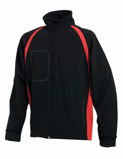 Mens Team Softshell