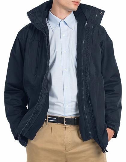 BCJU873 B&C Jacket Corporate 3 in 1