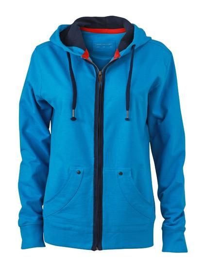 Ladies´ Urban Hooded Sweat Jacket