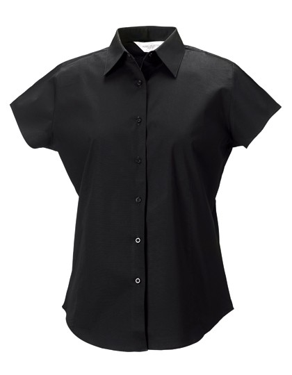 Ladies´ Short Sleeve Fitted Shirt