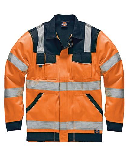 Industry Warnschutz Bundjacke EN20471