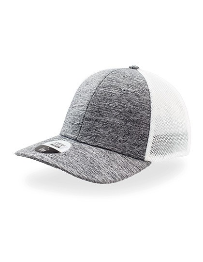 Stretch-Fit - Mid Visor Cap