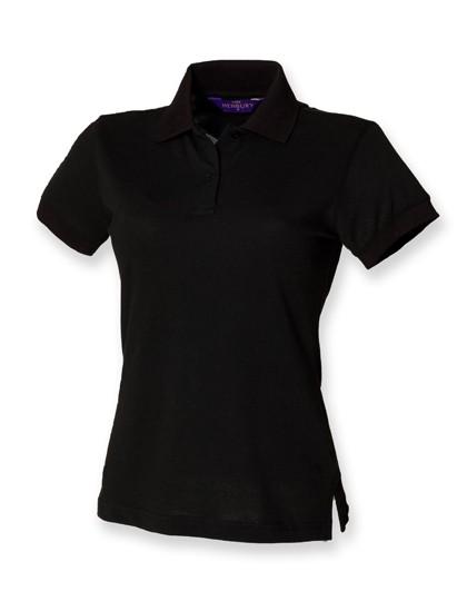 Ladies Stretch Piqué Polo Shirt