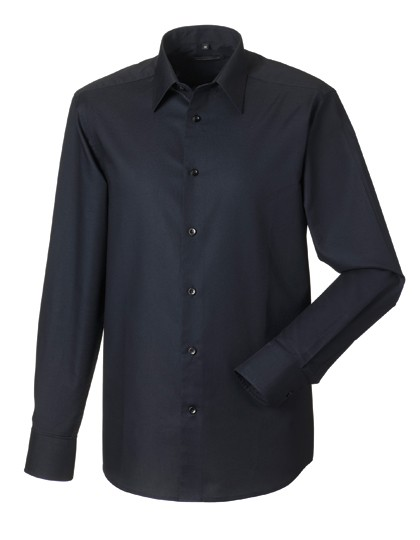 Men´s Long Sleeve Tailored Oxford Shirt