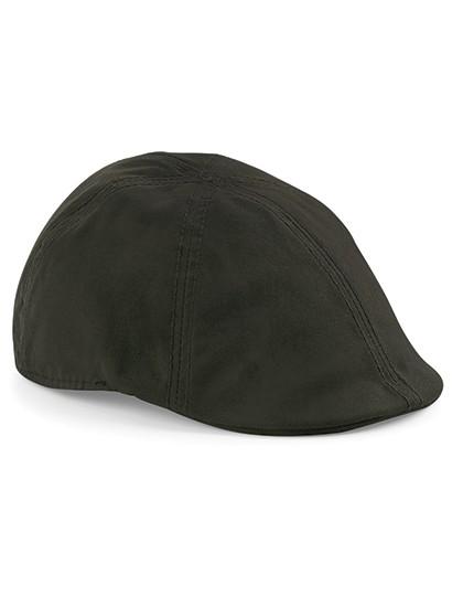 Waxed Flat Cap