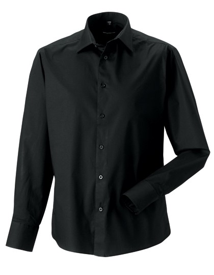 Men´s Long Sleeve Fitted Shirt