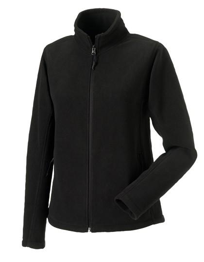 Damen Outdoor Fleece Jacke