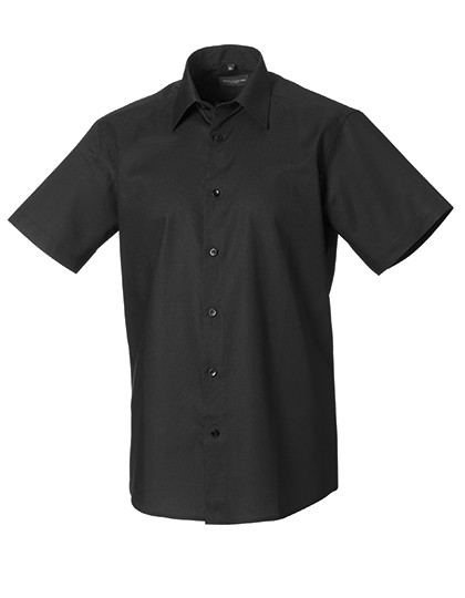 Men´s Short Sleeve Tailored Oxford Shirt