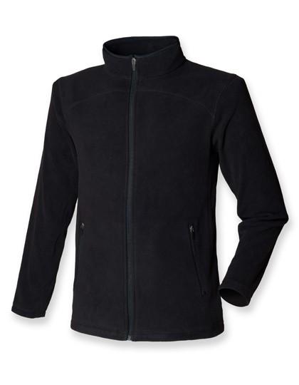 Mens Microfleece Jacket