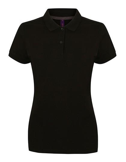 Ladies Microfine-Piqué Polo Shirt