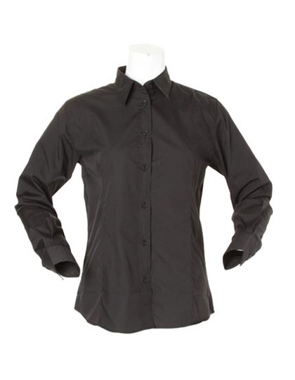 Women´s Workforce Poplin Shirt Long Sleeved