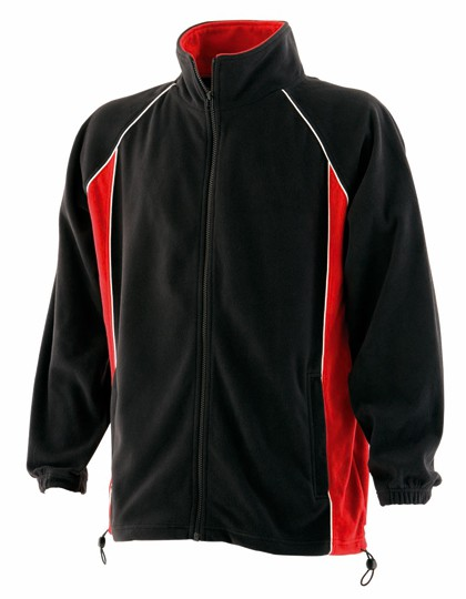 Piped Microfleece