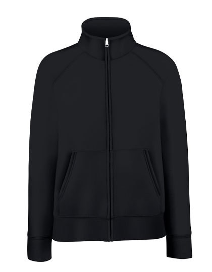 Premium Sweat Jacket Lady-Fit