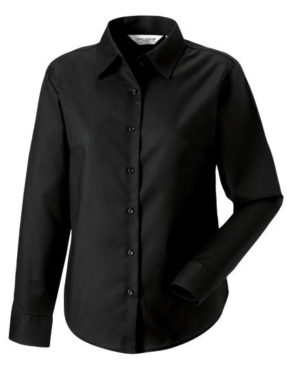 Ladies´ Long Sleeve Oxford Shirt