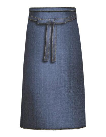 Jeans Kochschürze
