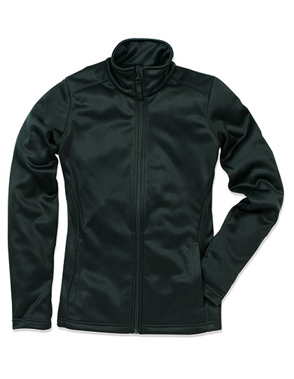 Active Bonded Fleece Jacket for women