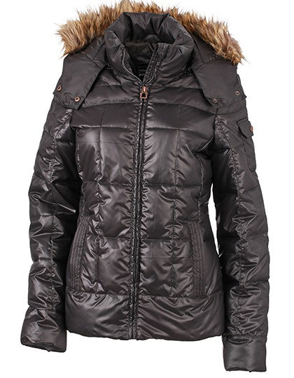 Ladies Padded Winter Jacket