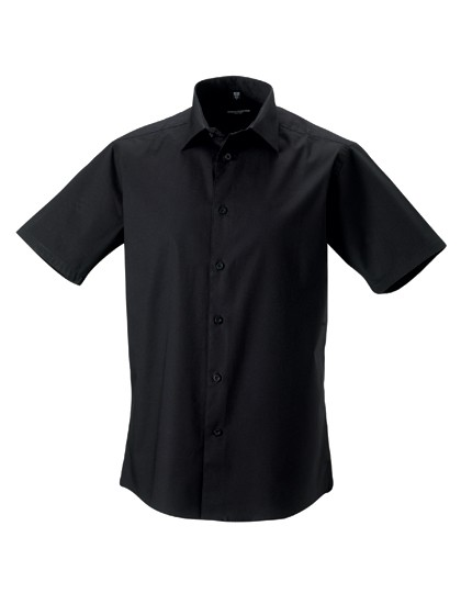 Men´s Short Sleeve Fitted Shirt
