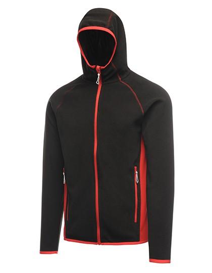 Seoul Hooded Fleece Jacket