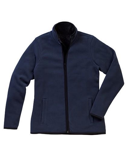 Active Teddy Fleece Jacket for women
