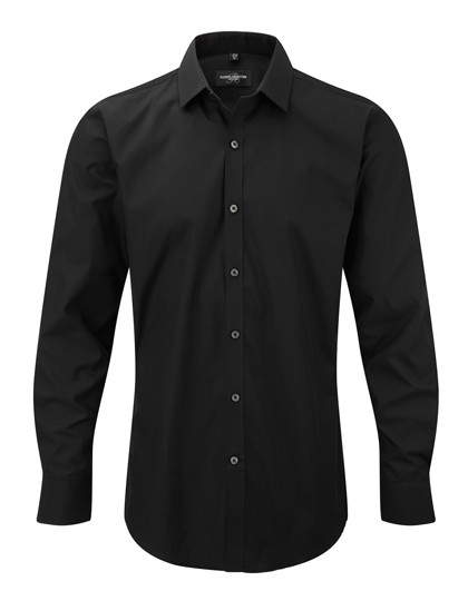 Men´s Long Sleeve Ultimate Stretch Shirt
