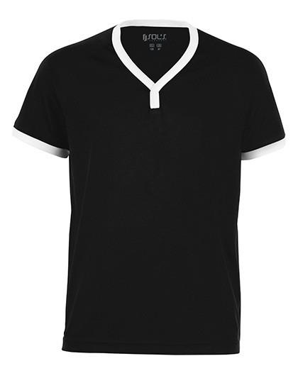 Kids Short-Sleeved Shirt Atletico