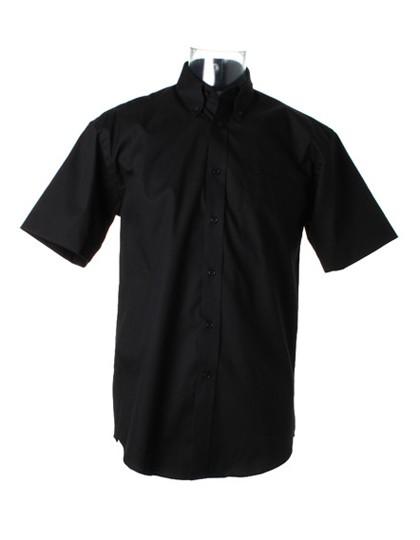 Men´s Corporate Oxford Shirt Short Sleeve