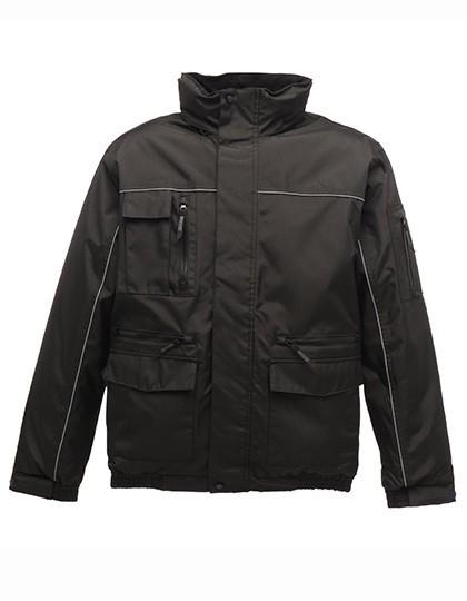 Condenser Jacket