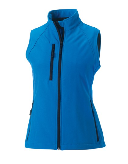 Soft Shell-Gilet für Damen